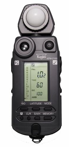 Kenko KFM 2100 Flash Meter