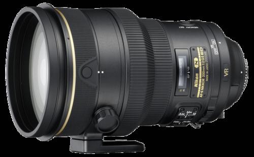 Nikon AF-S 200mm f/2 ED VR II