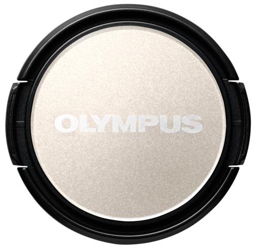 Olympus LC-37 PR CPG Dress-Up Lens Cap Champagne Gold