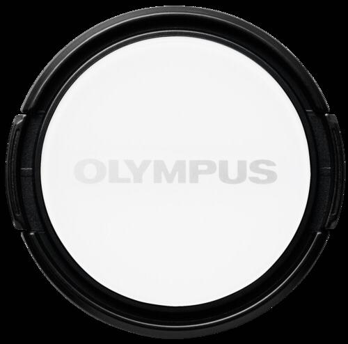 Olympus LC-37 PR WHT Dress-Up Lens Cap Lack white