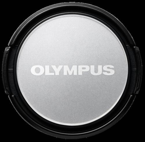 Olympus LC-37 PR SLV Dress-Up Lens Cap silver