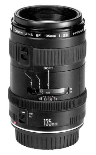 Canon EF 135mm f/2.8SF
