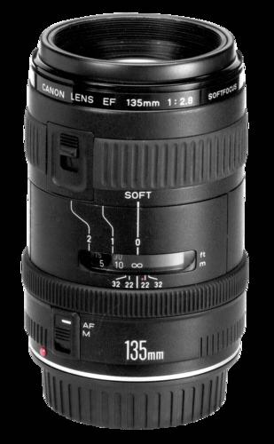 Canon EF 135mm f/2.8SF