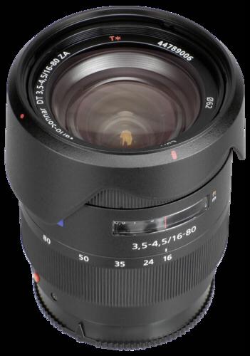 Sony 16-80mm f/3.5-4.5