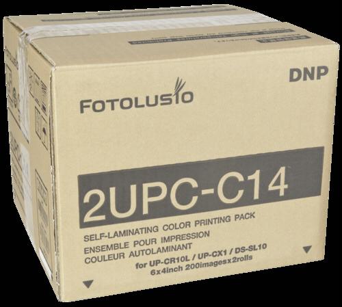 Sony DNP 2UPC-C14 (2x200 prints)