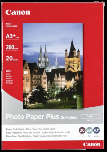 Canon SG-201 Semi Gloss A3+ 260gr (20 sheets)