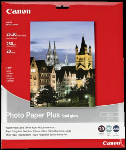 Canon SG-201 Semi Gloss 25x30cm 260gr (20 sheets)
