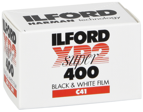 Ilford XP-2 400 135/24
