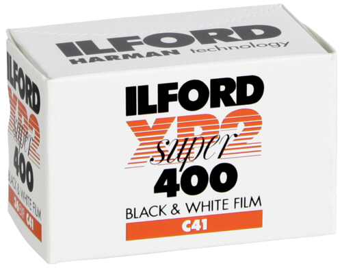 Ilford XP-2 400 Super 135/36