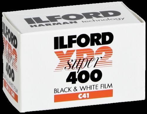 Ilford XP-2 400 Super 135/36