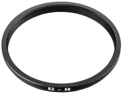 Hama Filter Adapter Ring Lens 62mm/Filter 58mm