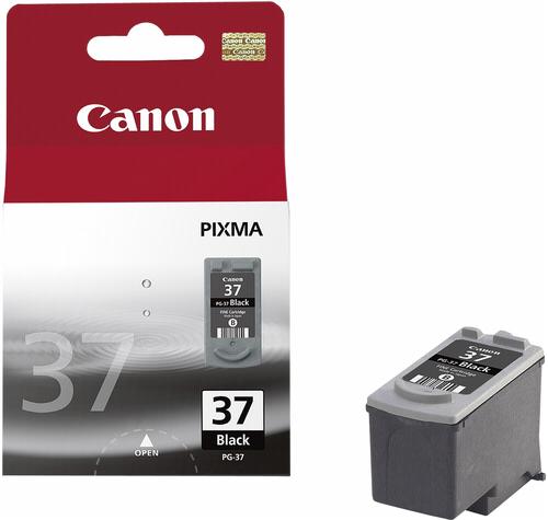 Canon PG-37 BK Black