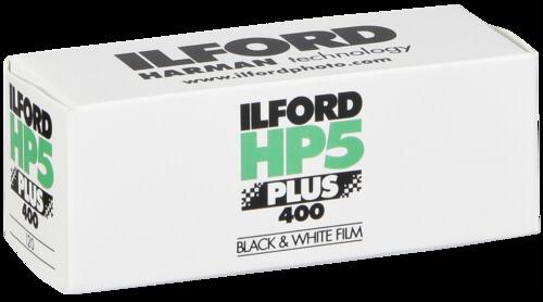 Ilford HP 5 plus 120