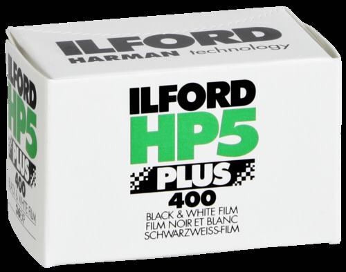 Ilford HP 5 Plus 400 135/36