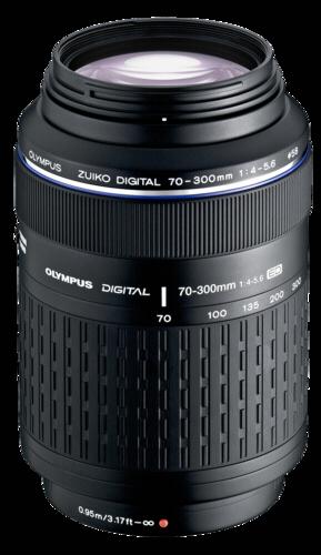 Olympus Zuiko ED 70-300mm f/4.0-5.6