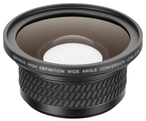Raynox HD 7062 PRO Wide Conversion Lens 0.7x 62mm