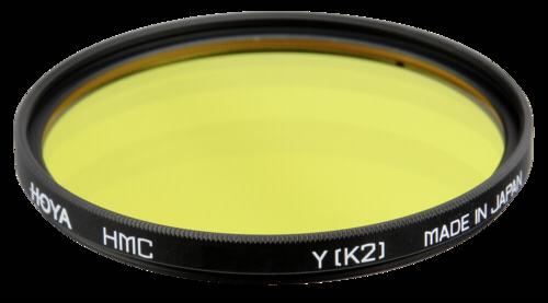 Hoya Yellow K2 HMC 58mm