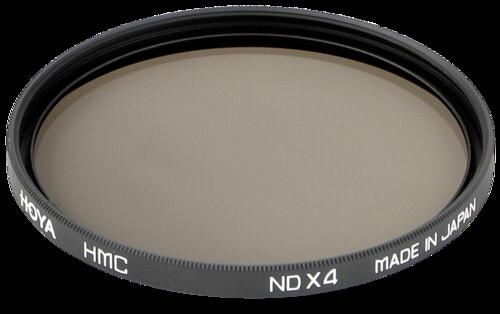 Hoya ND 4 HMC 58mm