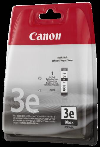 Canon BCI-3e BK Black
