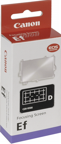 Canon Ef-D Focusing Screen