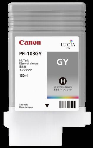 Canon PFI-103 GY Grey