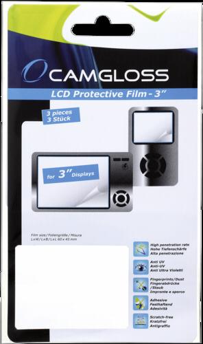 Camgloss Displaycover 3.0 1x3