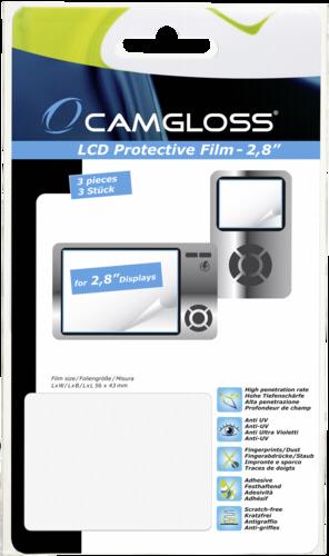 Camgloss Displaycover 2.8 1x3