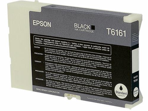 Epson Cartridge T6161 Black