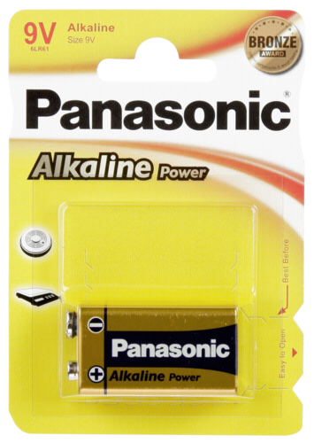 Panasonic Xtreme Power 9V