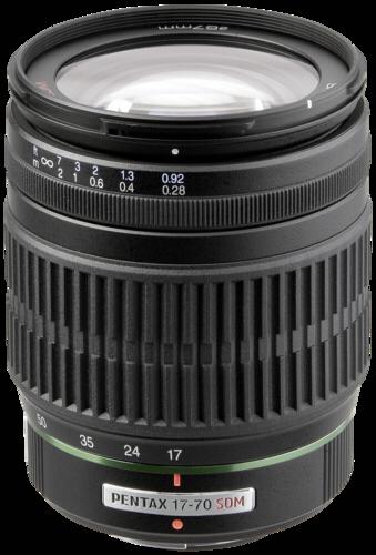 Pentax DA 17-70mm f/4 AL IF SDM
