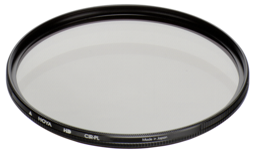 Hoya Pol Circular HD Series 72mm