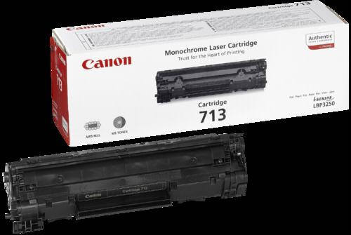 Canon Toner Cartridge 713BK Black