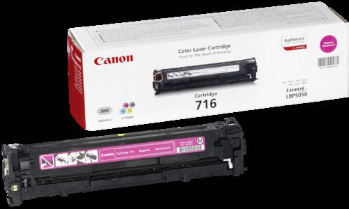 Canon Toner Cartridge 716M Magenta