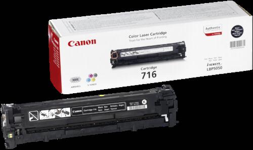 Canon Toner Cartridge 716BK Black