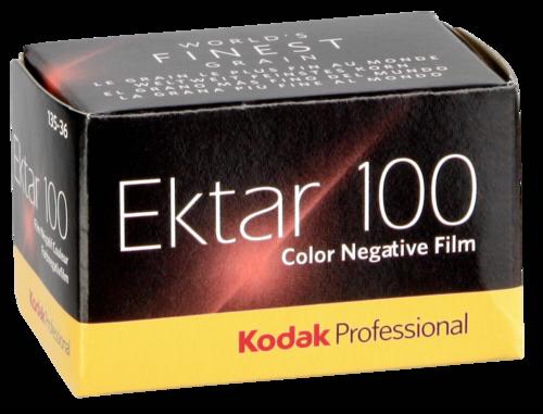 Kodak Ektar Prof. 100 135/36