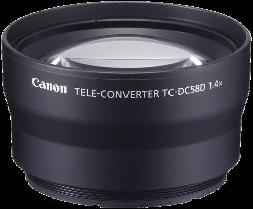 Canon TC-DC58D