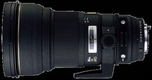 Sigma EX 300mm f/2.8 DG APO Pentax