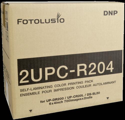 Sony DNP 2UPC-R204 10x15cm (2x700 prints)