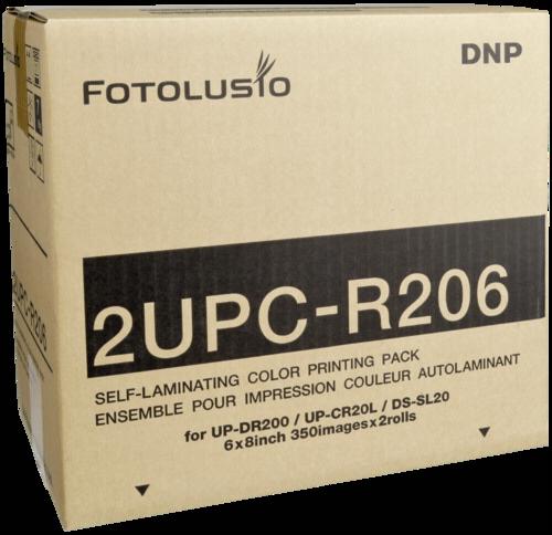 Sony DNP 2UPC-R206 15x20cm (2x350 prints)