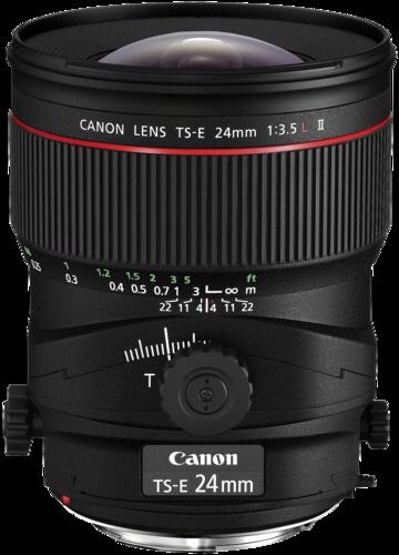 Canon TS-E L    3,5/24 II