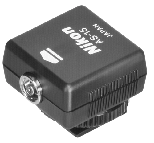 Nikon AS 15 Flash Adapter