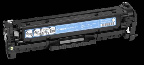 Canon Toner Cartridge 718C Cyan