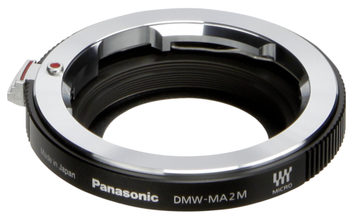 Panasonic Adapter DMW-MA2 Leica M to Leica