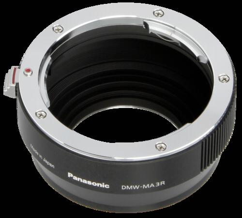 Panasonic Adapter DMW-MA3 Leica R to Leica