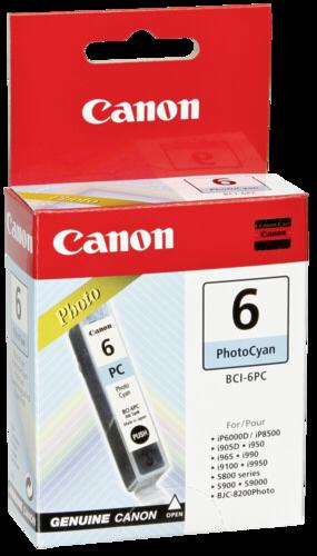 Canon BCI-6 PC Photo Cyan