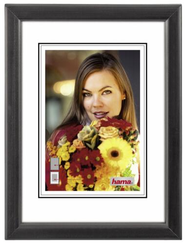 Hama Bella black Wooden Frame 20x30