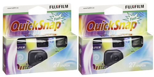Fujifilm Quicksnap Flash 27 1 x 2 Τεμάχια