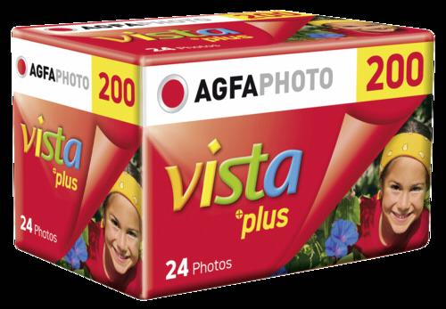 AgfaPhoto Vista Plus 200 135/24