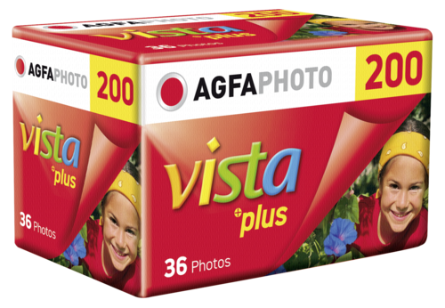 AgfaPhoto Vista Plus 200 135/36