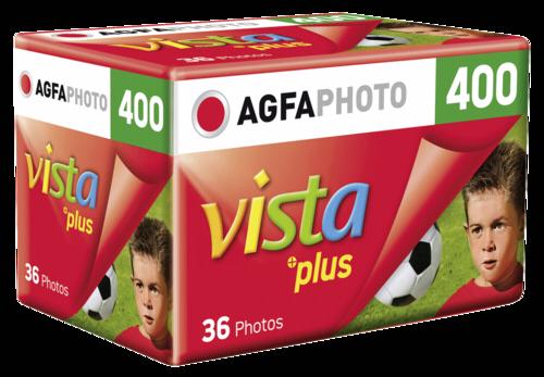 AgfaPhoto Vista Plus 400 135/36